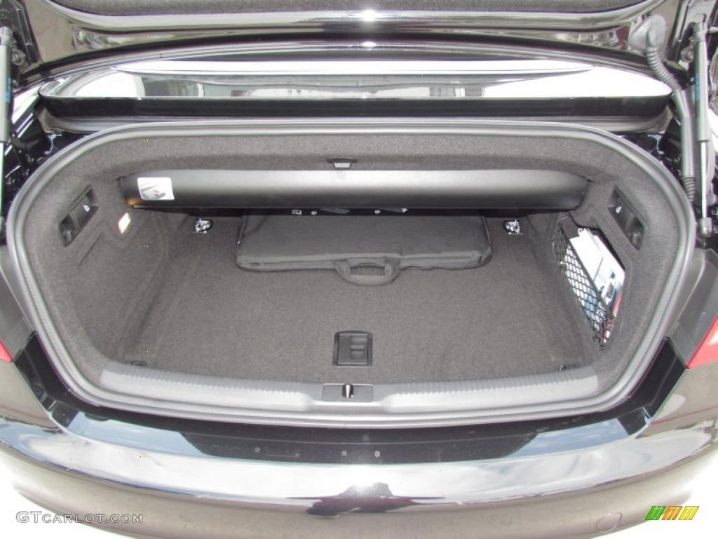 2012 Audi S5 3 0 Tfsi Quattro Cabriolet Trunk Photo