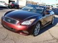 Midnight Garnet Metallic 2009 Infiniti G Gallery
