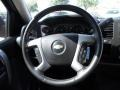 Ebony Steering Wheel Photo for 2008 Chevrolet Silverado 1500 #57292992