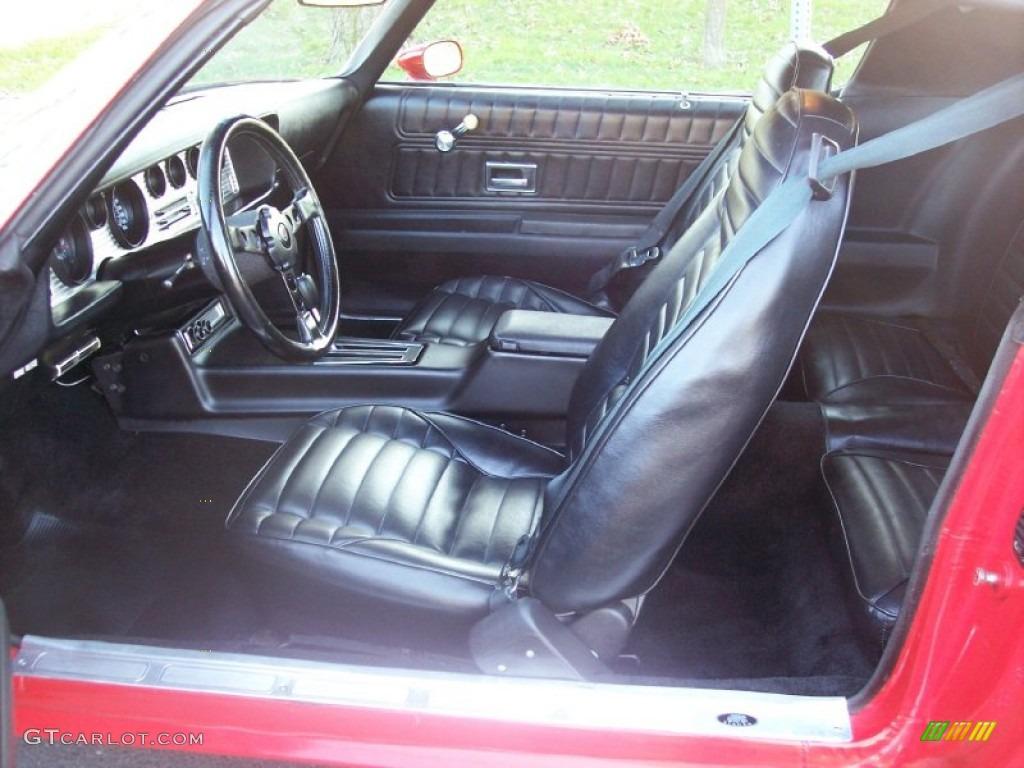 1974 Pontiac Firebird Trans Am Interior Photo 57298017