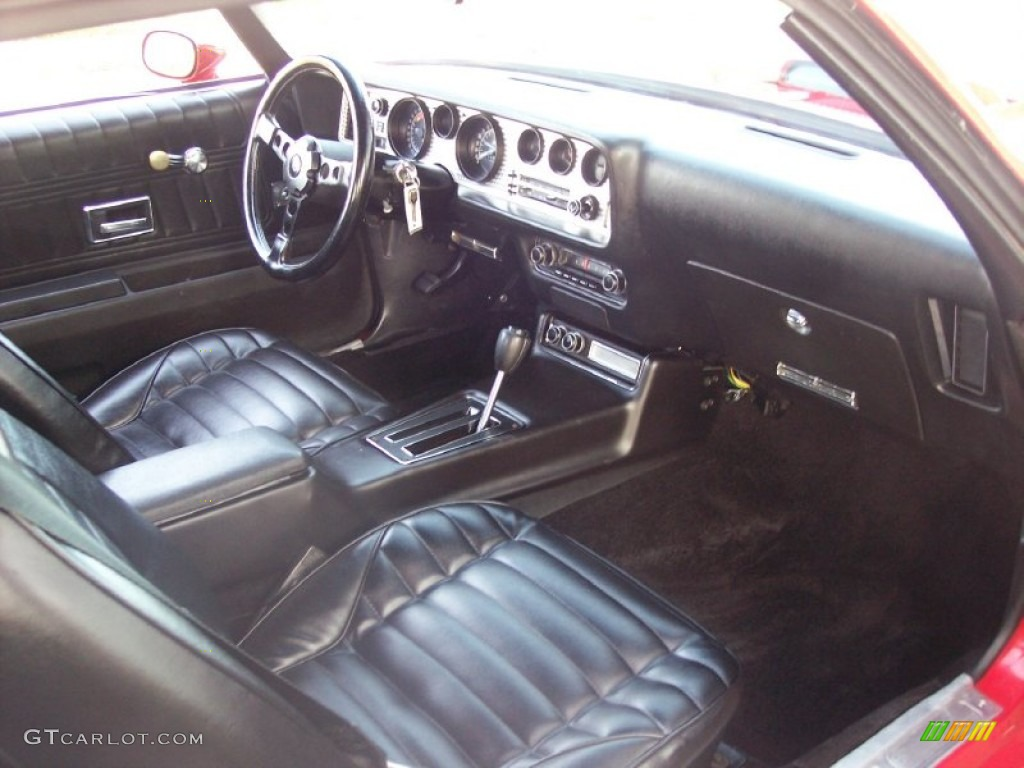 1974 Pontiac Firebird Trans Am Interior Photo #57298074