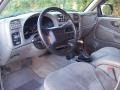 Graphite 2001 GMC Jimmy Interiors
