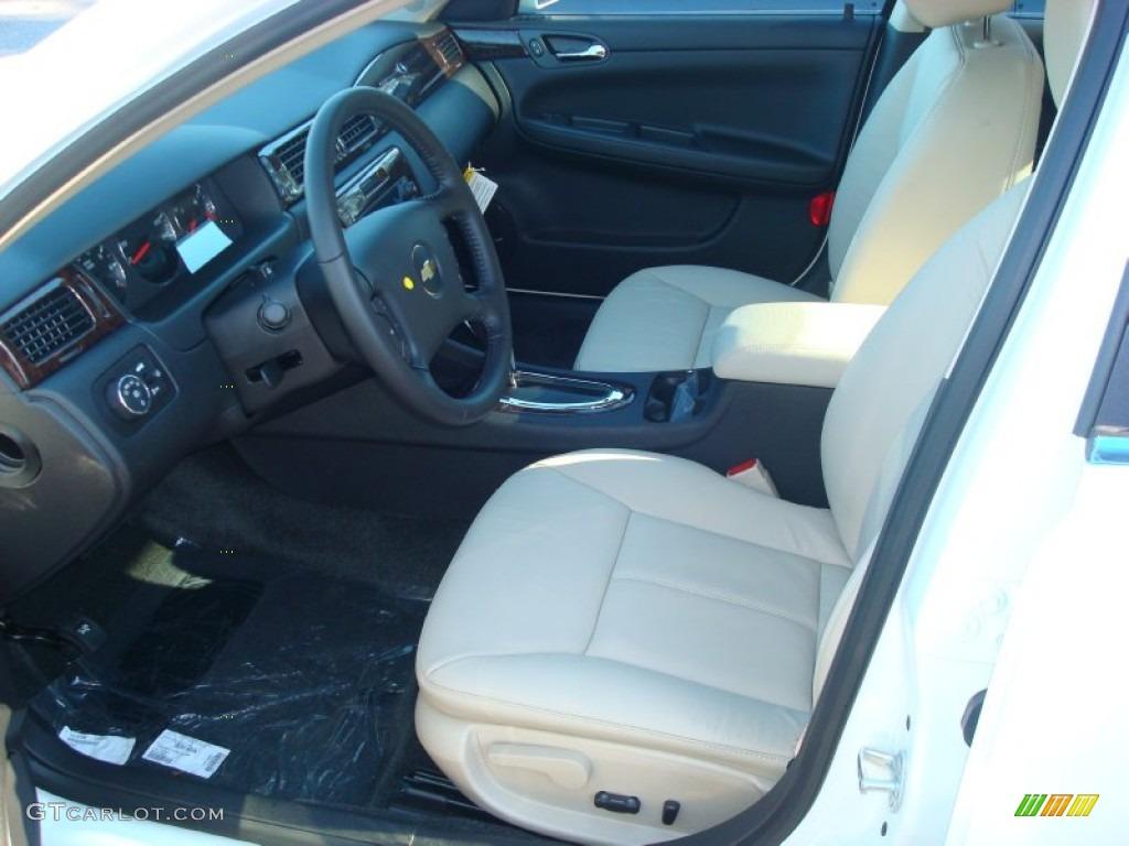 2012 Chevrolet Impala Ltz Interior Photo 57299115