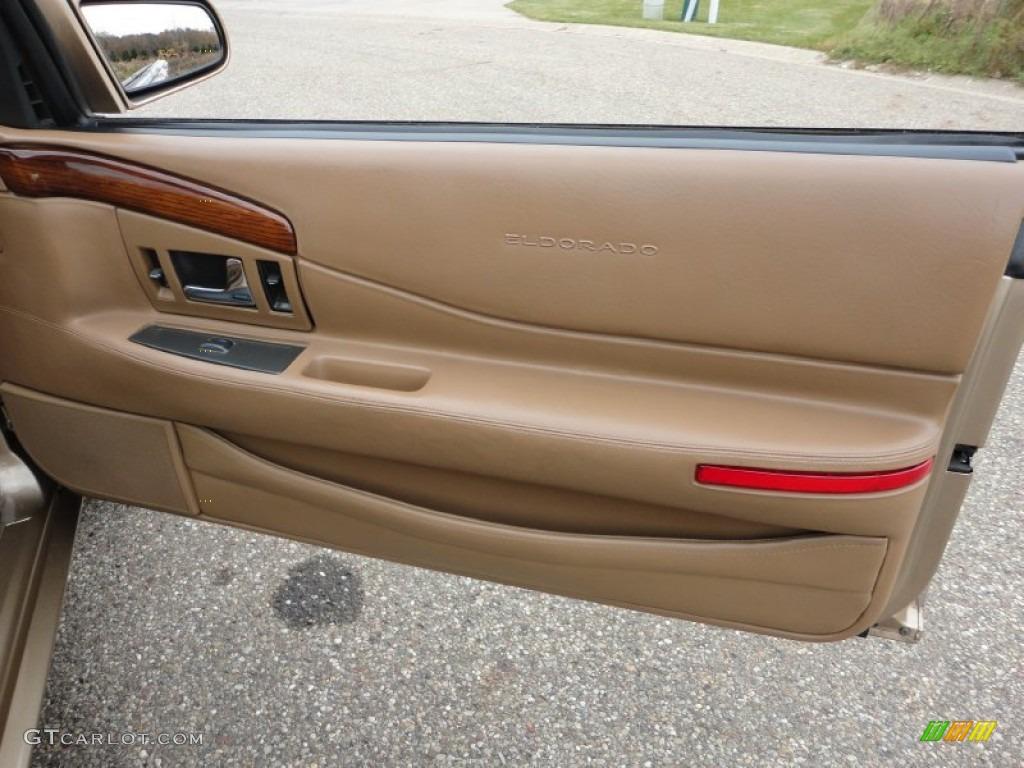 1999 Cadillac Eldorado Coupe Camel Door Panel Photo 57302400