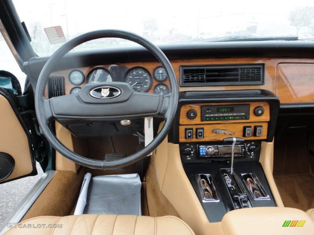 1985 Jaguar Xj Xj6 Cashmere Dashboard Photo 57302544