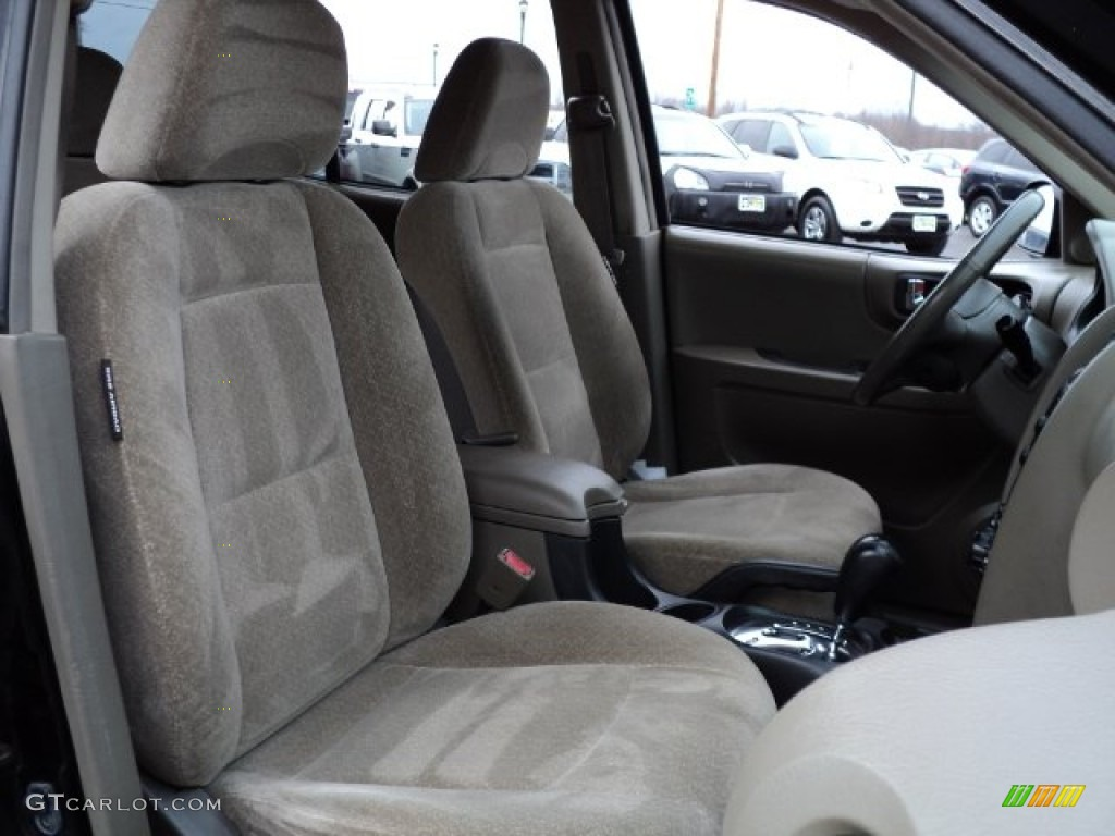 2004 Hyundai Santa Fe Gls Interior Photo 57308187
