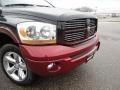 2006 Black Dodge Ram 1500 Sport Quad Cab 4x4  photo #13