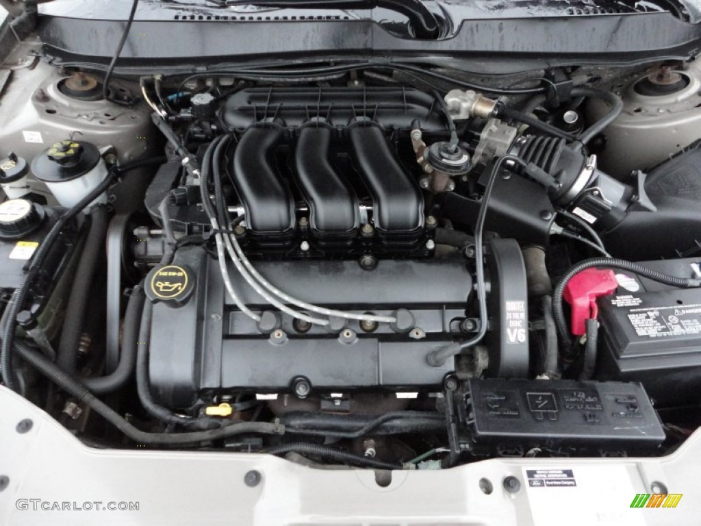 2002 Ford Taurus SES 3.0 Liter DOHC 24-Valve V6 Engine Photo #57321138 |  GTCarLot.com | Ford Taurus Ohv Engine Diagram |  | GTCarLot.com