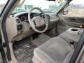 2001 Ford F150 XLT SuperCrew interior