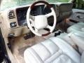 2000 Cadillac Escalade Neutral Shale Interior Prime Interior Photo