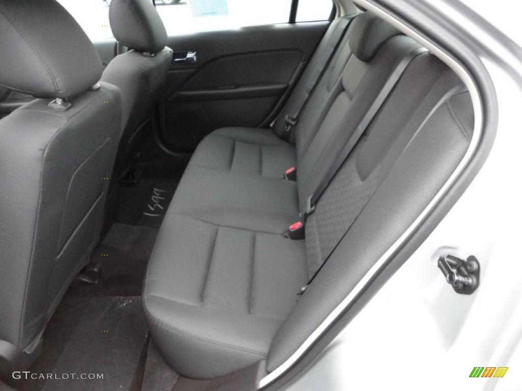 2012 Ford Fusion Se V6 Interior Color Photos