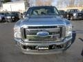 2012 Sterling Grey Metallic Ford F250 Super Duty XLT Crew Cab 4x4  photo #8