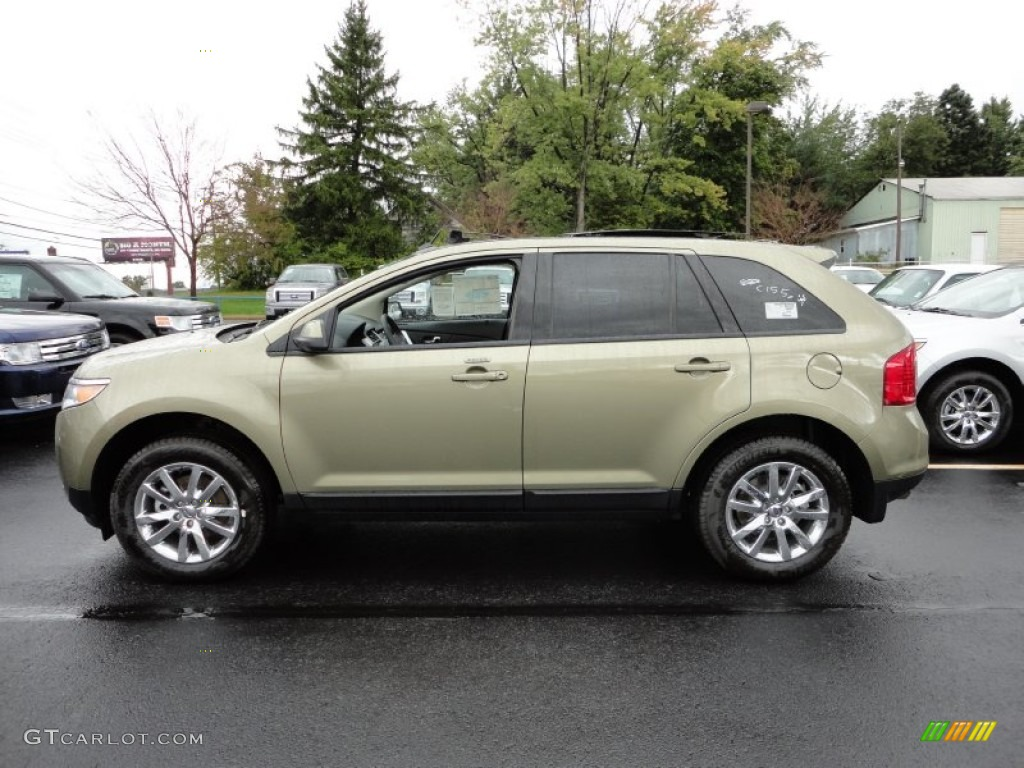 Ginger ale metallic 2012 ford edge sel exterior photo 57327817