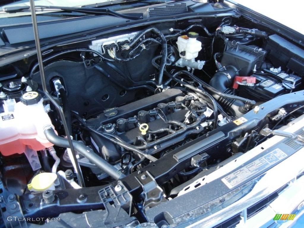 2012 ford escape xls 2 5 liter dohc 16 valve duratec 4 cylinder engine photo 57330874. Black Bedroom Furniture Sets. Home Design Ideas