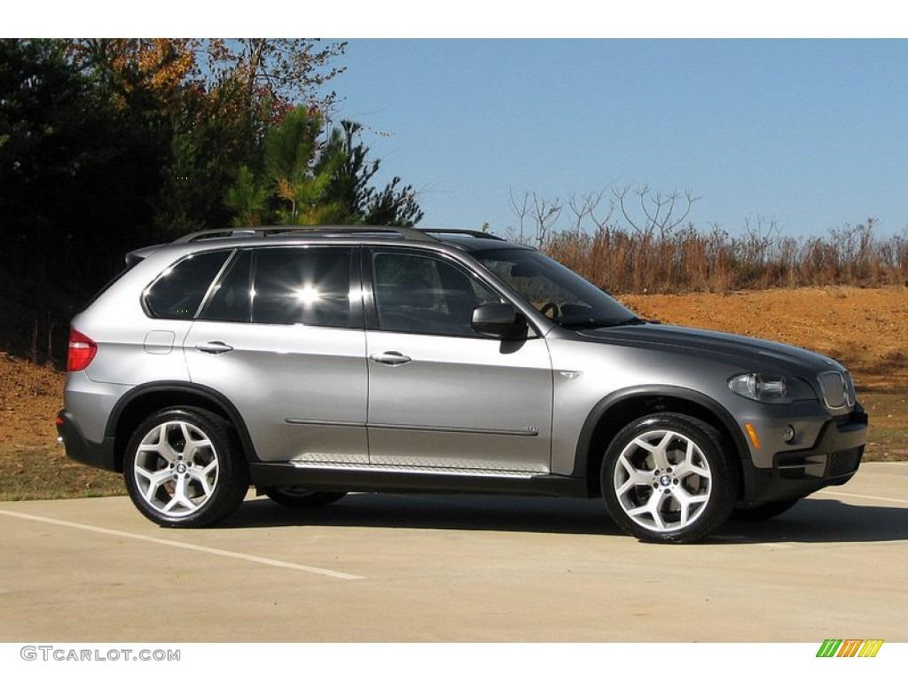 Space Grey Metallic BMW X I Exterior Photo - 2007 bmw x5 4 8i for sale