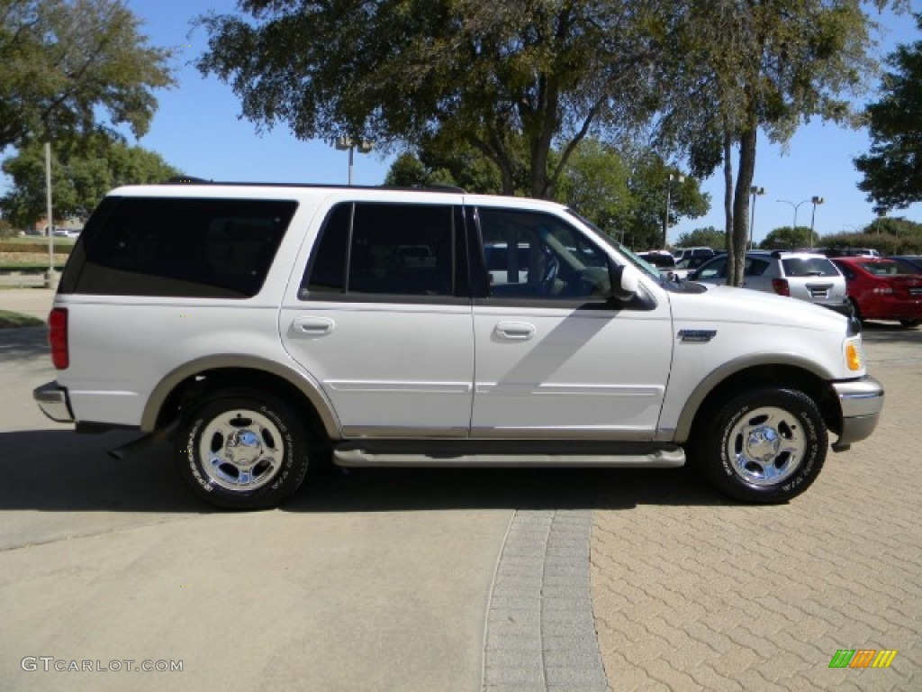 oxford white 2001 ford expedition eddie bauer exterior photo 57336903. Black Bedroom Furniture Sets. Home Design Ideas