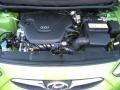 2012 Accent SE 5 Door 1.6 Liter GDI DOHC 16-Valve D-CVVT 4 Cylinder Engine