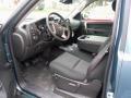 2012 Blue Granite Metallic Chevrolet Silverado 1500 LT Regular Cab 4x4  photo #10