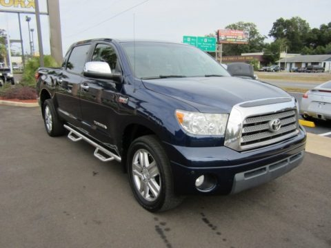 2007 Toyota Tundra Limited CrewMax Data, Info and Specs