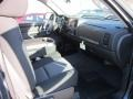 2012 Blue Granite Metallic Chevrolet Silverado 1500 LT Extended Cab 4x4  photo #10