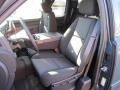 2012 Blue Granite Metallic Chevrolet Silverado 1500 LT Extended Cab 4x4  photo #17