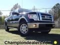 Ebony Black - F150 King Ranch SuperCrew 4x4 Photo No. 1