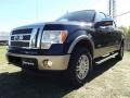 Ebony Black - F150 King Ranch SuperCrew 4x4 Photo No. 3