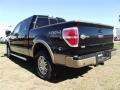 Ebony Black - F150 King Ranch SuperCrew 4x4 Photo No. 4