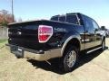 Ebony Black - F150 King Ranch SuperCrew 4x4 Photo No. 6
