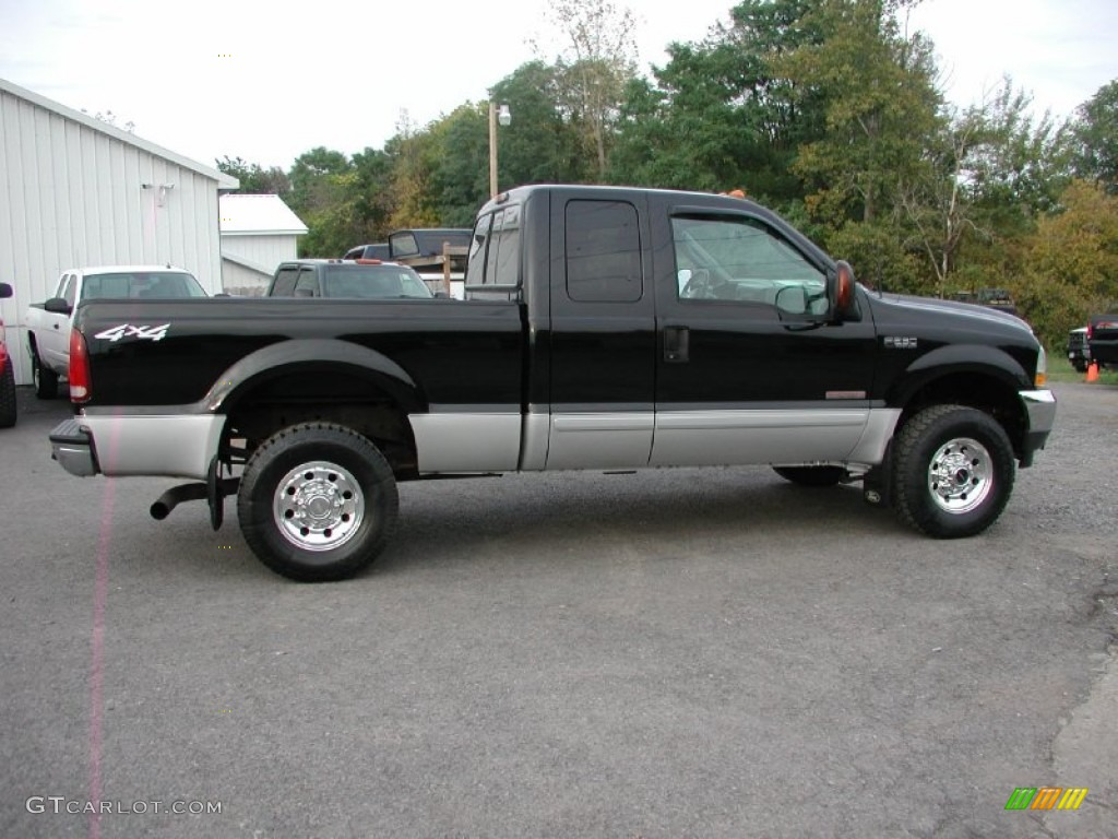 2000 Ford F250 Lariat Supercab Super Duty News >> Black 2003 Ford F250 Super Duty XLT SuperCab 4x4 Exterior Photo #57377916 | GTCarLot.com