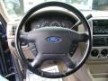 Medium Parchment Beige Steering Wheel Photo for 2003 Ford Explorer #57379118
