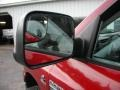 2007 Inferno Red Crystal Pearl Dodge Ram 3500 SLT Quad Cab 4x4 Dually  photo #30