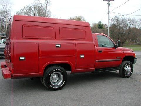 2000 Dodge Ram 3500 SLT Regular Cab 4x4 Commercial Data, Info and Specs
