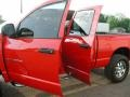 2002 Flame Red Dodge Ram 1500 Sport Quad Cab  photo #19