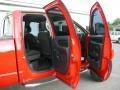 2002 Flame Red Dodge Ram 1500 Sport Quad Cab  photo #35