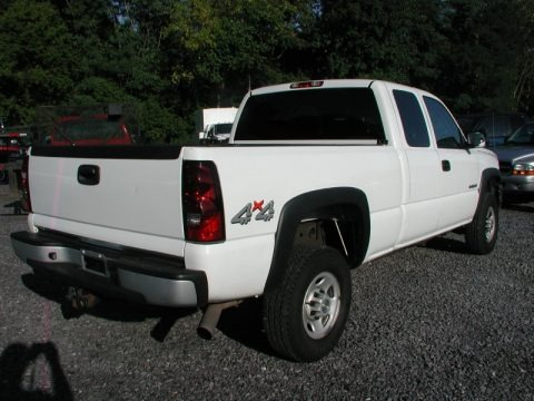 2007 chevrolet silverado 2500hd classic ls extended cab 4x4 data info and specs. Black Bedroom Furniture Sets. Home Design Ideas