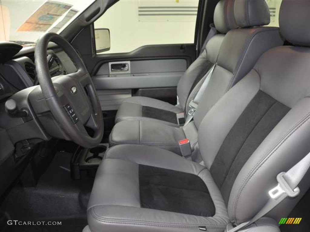 2011 ford f150 stx regular cab custom interior photo