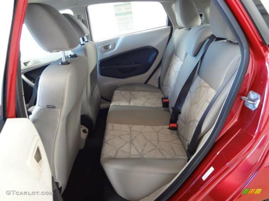 2012 Ford Fiesta Se Hatchback Interior Photo 57403056