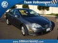 Platinum Grey Metallic - Jetta TDI Sedan Photo No. 1