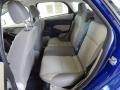 2012 Sonic Blue Metallic Ford Focus SE 5-Door  photo #12