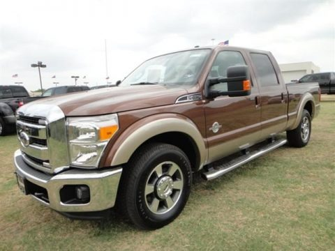 2011 ford f250 super duty lariat crew cab data info and specs. Black Bedroom Furniture Sets. Home Design Ideas