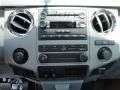 2011 Ford F250 Super Duty Steel Gray Interior Controls Photo