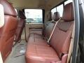 2011 Ford F250 Super Duty Chaparral Leather Interior Interior Photo