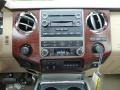 2011 Ford F250 Super Duty Chaparral Leather Interior Controls Photo
