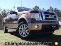 Golden Bronze Metallic - F150 King Ranch SuperCrew 4x4 Photo No. 1