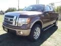 Golden Bronze Metallic - F150 King Ranch SuperCrew 4x4 Photo No. 3