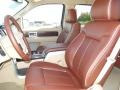 2012 F150 King Ranch SuperCrew 4x4 King Ranch Chaparral Leather Interior