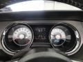 2011 Ford Mustang Charcoal Black/Cashmere Interior Gauges Photo
