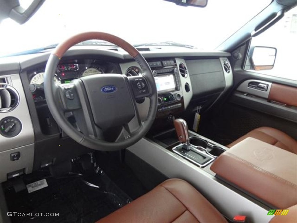 Chaparral Interior 2012 Ford Expedition King Ranch Photo 57428504