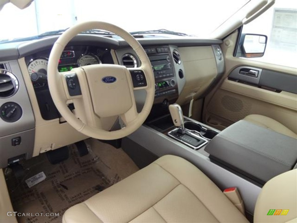 2012 Ford expedition interior photos